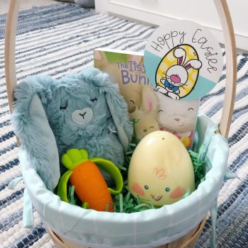 Easter Basket Tag Freebies