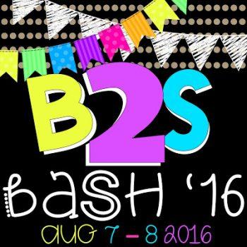 Back to School BASH 2016